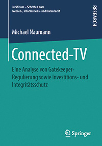Cover-Bild Connected-TV tendenz 2/19