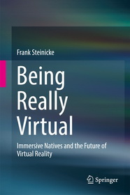 Cover Buch Being really virtual