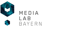 Logo Media Lab Bayern